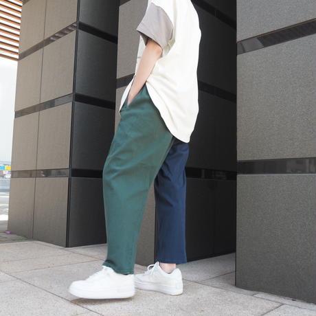 JOG3D配色ワイドテーパード[BIT BLUE](39344379)