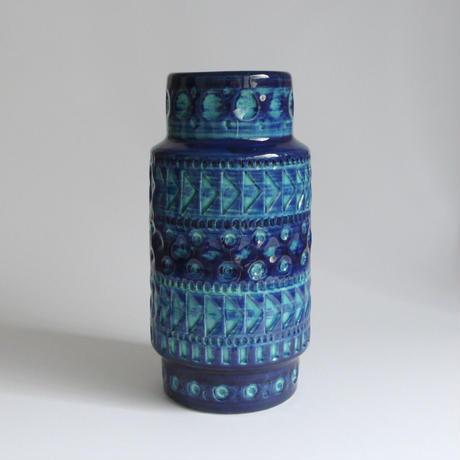 濃淡の青花器