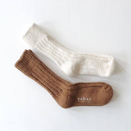 yahae row gauge socks