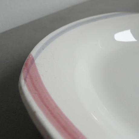 パステルの大皿