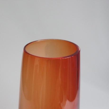 夕焼けの花瓶