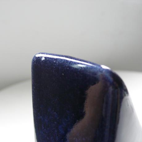 triangle ceramic vase
