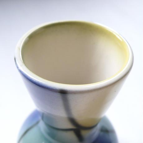 spray ceramic  vase