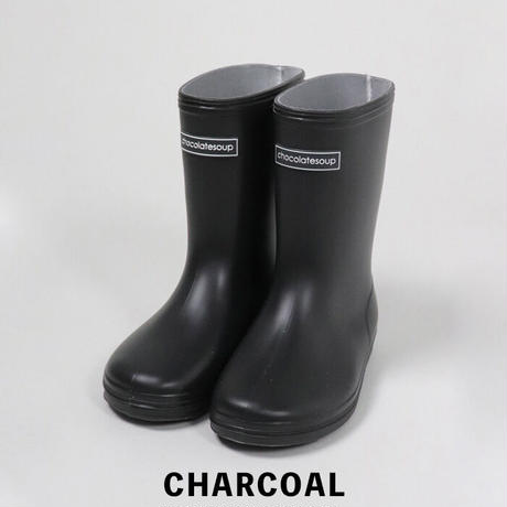 【chocolatesoup | チョコレートスープ】MIDDLE RAINBOOTS