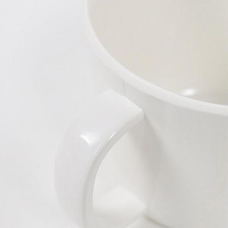 【chocolatesoup | チョコレートスープ】GEOMETRY MELAMINE MUG CUP