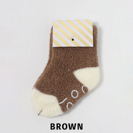 【chocolatesoup | チョコレートスープ】BABY PILE SOX