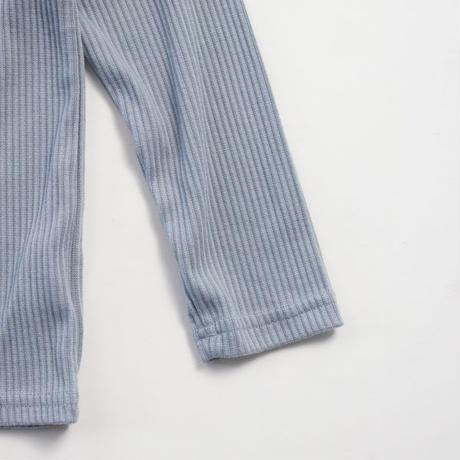 リブ編みパジャマ (上下セット)
