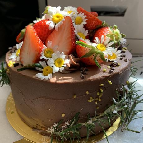 Vegan Little Journey Cake (5号)
