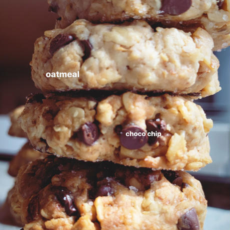 Oatmeal Cookie (常温)