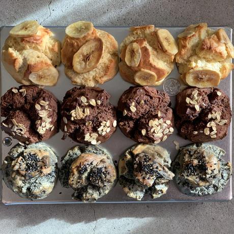 Six Muffins (冷凍)