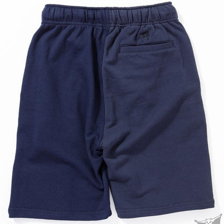 SUGARGLIDER CRAZY SWEAT SHORTS [NAVY]
