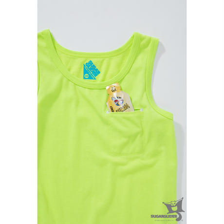 SUGARGLIDER Lightweight Tanktop [NEON YELLOW]