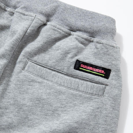 SUGARGLIDER CRAZY SWEAT PANTS [H.GREY]