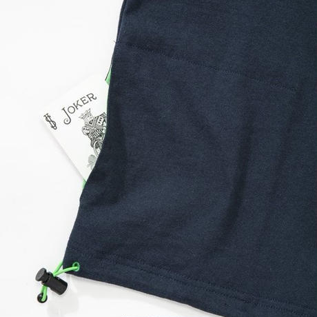 SUGARGLIDER  HIDE  POCKET TEE 【NAVY】