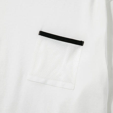 SUGARGLIDER Cycling Tee【WHITE】