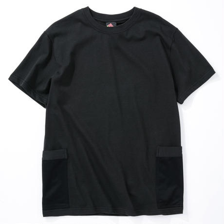 SUGARGLIDER Worker Tee 【BLACK】
