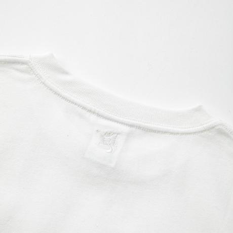 SUGARGLIDER Pocket Tee【WHITE】