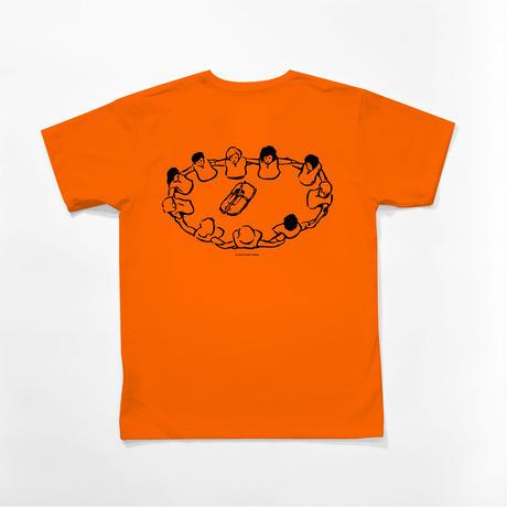 【Ryohei Kaneda】シルクスクリーン Tシャツ