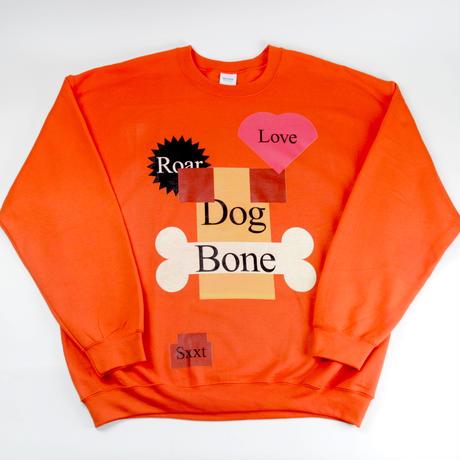 【一ノ瀬雄太】SweatShirt - Orange