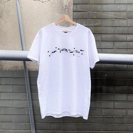 【Ol' Mod】wind (T-shirt  / color:white)