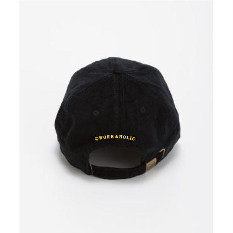 "WORKAHOLIC ""work cap"""