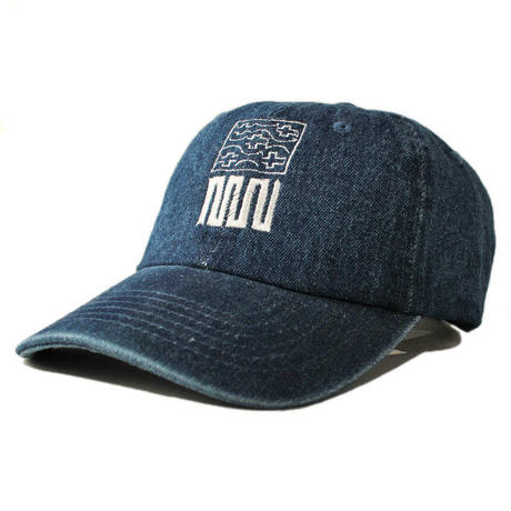"【MACCIU】6PANEL CAP ""UNTITLED #01 (NOTHING IS PERMANENT)"""