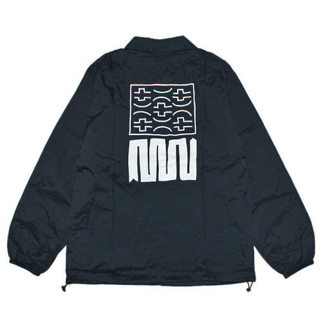 "【MACCIU】CLR COACH JACKET ""UNTITLED #01"""