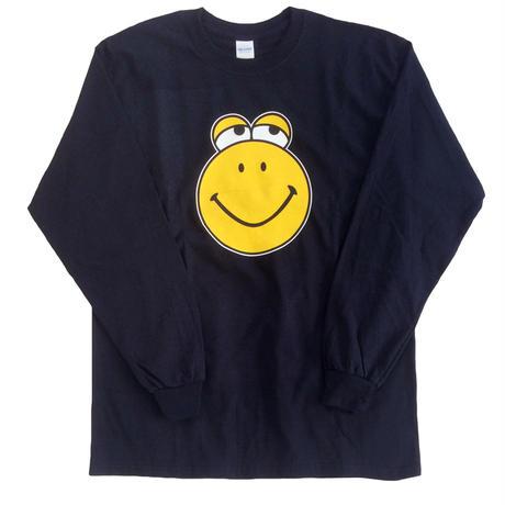 Smiley Frog Long-Sleeve T-Shirt