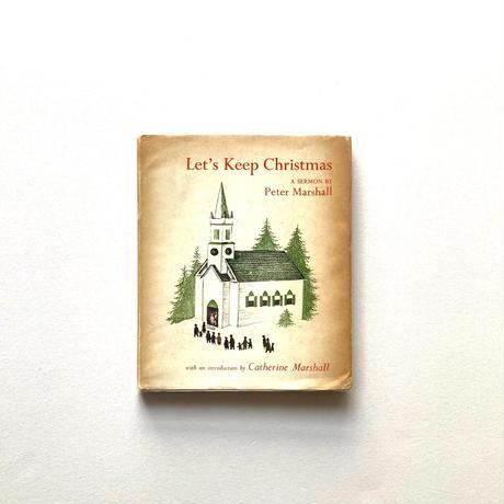 Let's Keep Christmas