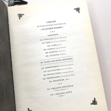 CREAM 2005 issue.02