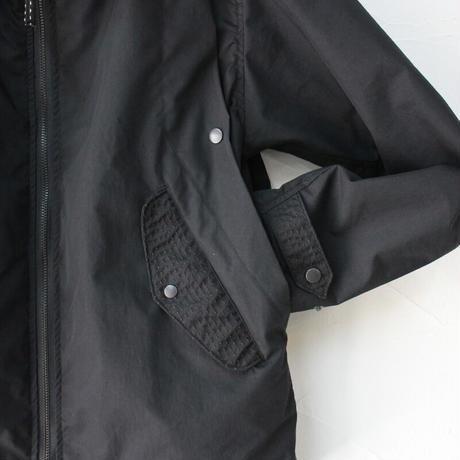 FUNSET OF ART ファンセットオブアート C/N馬布ハカマデッキジャケット #ブラック 【送料無料】