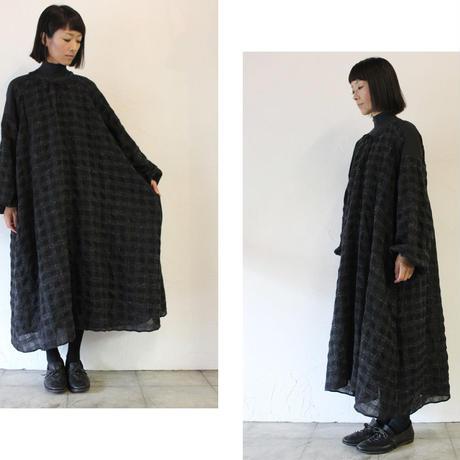 susuri ススリ ピーデルワンピース #black 【送料無料】