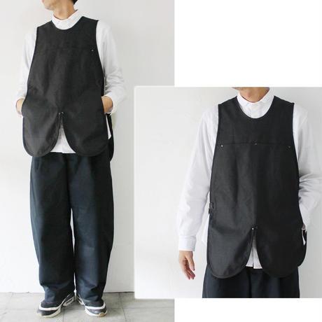 **再入荷** LASSO ラッソ Hanting and Fishing Vest Roots #ブラック 【送料無料】