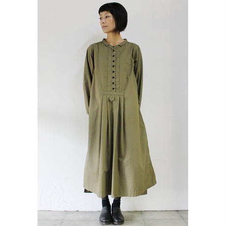 Nigel Cabourn ナイジェルケーボン Cotton Dress #カーキ、ネイビー 【送料無料】