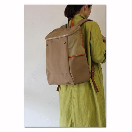 SOUTHERN FiELD iNDUSTRiES サザンフィールドインダストリーズ  SF Backpack ♯BEIGE x TAN 【送料無料】
