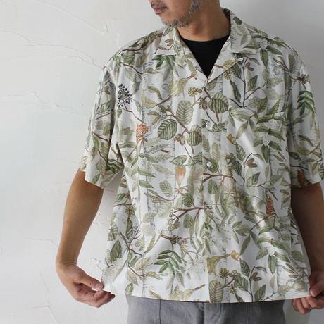 ASEEDONCLOUD アシードンクラウド Naughty Work Shirts ノーティワークシャツ  ♯Oykotoen Print 【送料無料】
