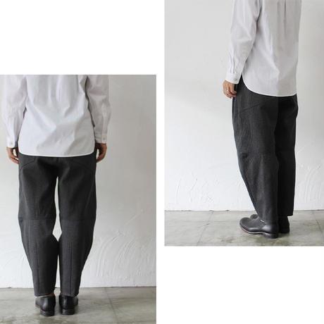 ASEEDONCLOUD アシードンクラウド Dvergr Trousers #Bedford Cloth 【送料無料】