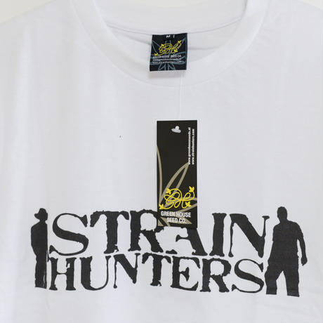 GREEN HOUSE STRAIN HUNTERS T-SHIRTS