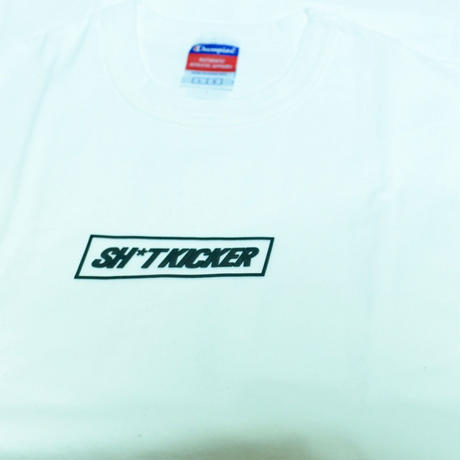 3D BOX LOGO CHAMPION T-SHIRTS / Lsize