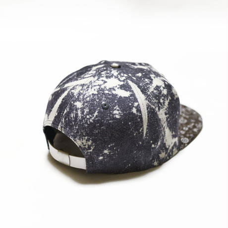 7UNION CAP Anomaly Denim&paisley CAP SAMPLE ITEM