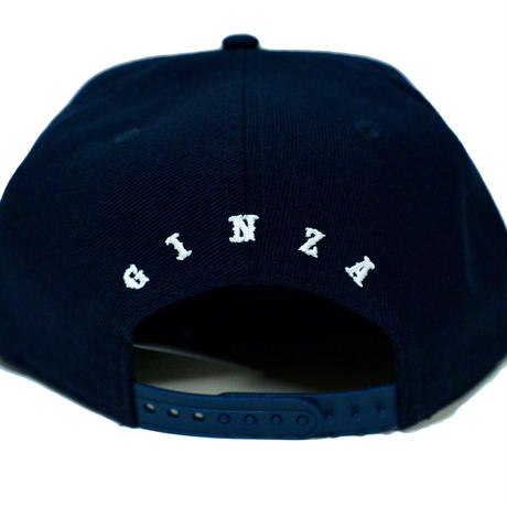 GL×NEW ERA® 9FIFTY™ (Color:Navy/white)