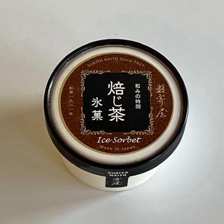 オリジナル氷菓  詰め合わせセット ほうじ茶4個入