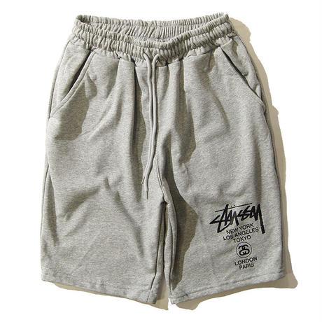 ステューシー Stussy ショーツ メンズ ハーフパンツ 短パン ショートパンツ ランニングウェア トレーニングウェア フットボールウェア 2色
