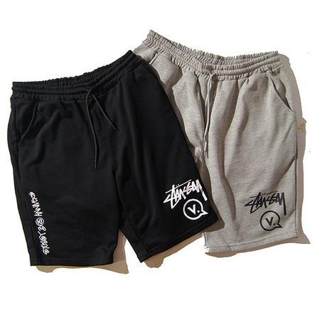 Stussy ステューシー ショーツ ハーフパンツ 短パン ショートパンツ ランニングウェア トレーニングウェア メンズ フットボールウェア 2色