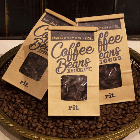 COFFEE BEANS CHOCOLATE