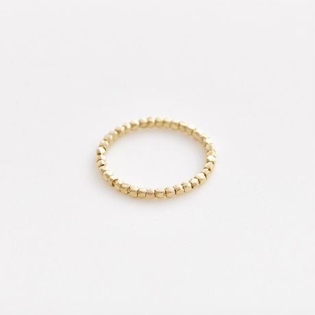 diamond fragment ring 18R302 / gold