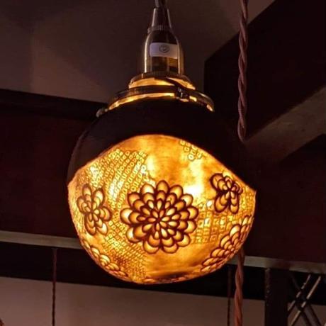 和のほの灯り 和のテマリ