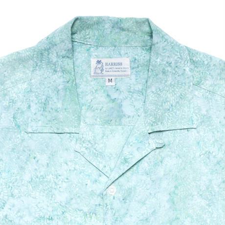 """""""Aquamarine Frost"""" - Made in Hawaii - 100% Rayon - 02010"""