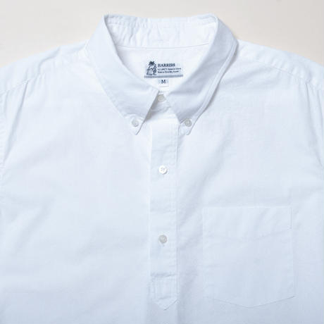 Men's Pullover Button Down Shirts - Noshi