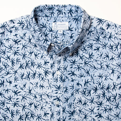 Men's Hawaiian Button Down Shirts - Abstract